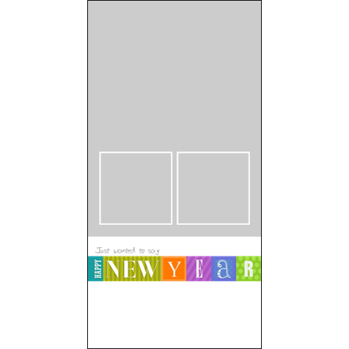 New Year Color Boxes P