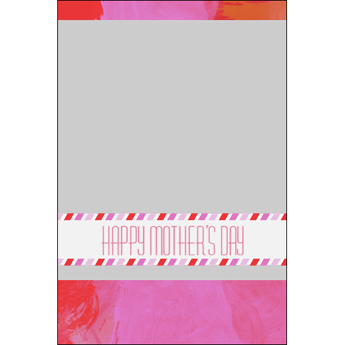 Mothersday Pink Brush P