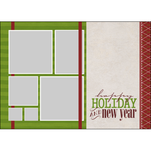 Happy Holiday and New Year Classic
