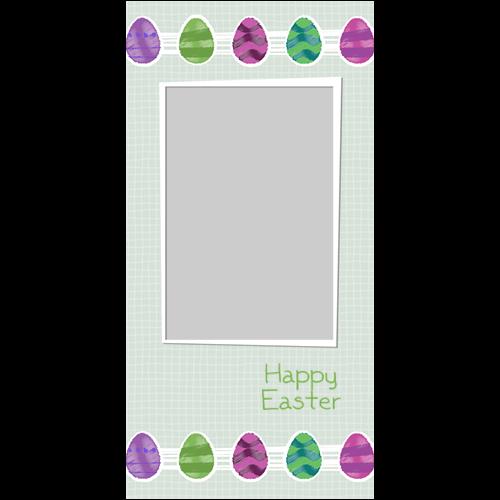 Easter Scribble Eggs P