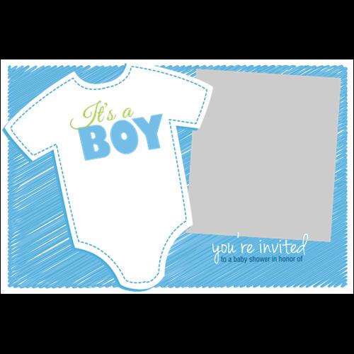 Baby Shower Clothing Boy L
