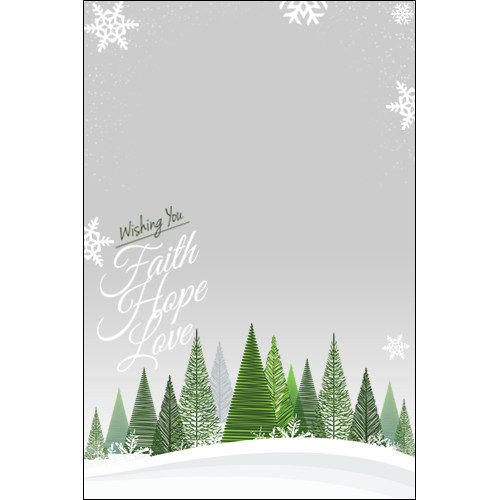 Christmas Fashion Trees