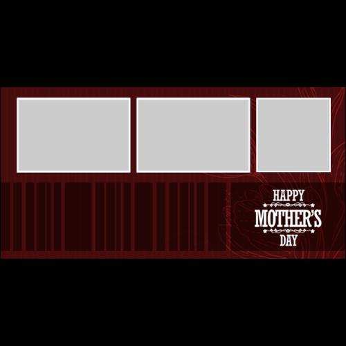 Mothersday Stripes L