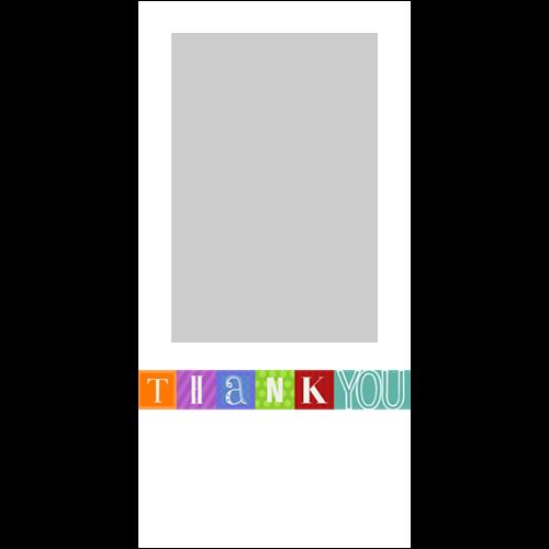 Thank You Color Box P