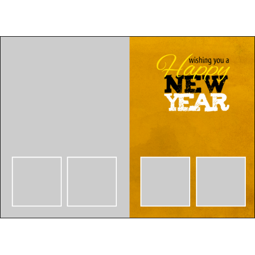 New Year Color Gold L