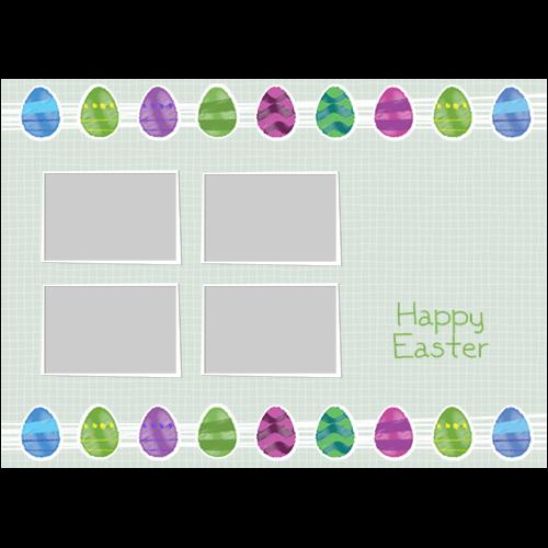 Easter Scribble Eggs L