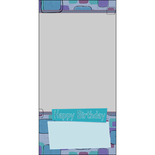 Happy Birthday Squares