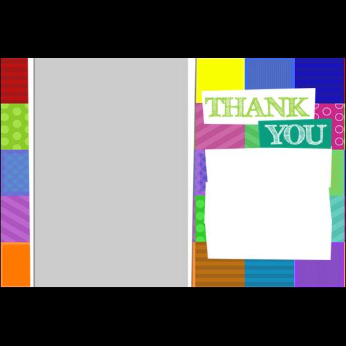 Thank You Cubes L