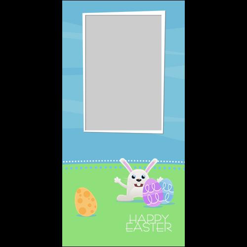 Easter Rabbit Eggs P