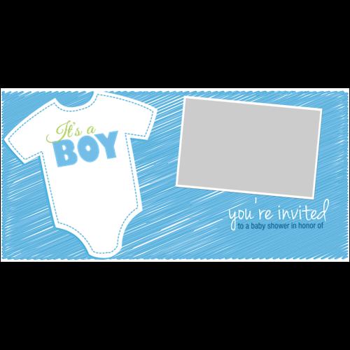 Baby Shower Clothing Boy