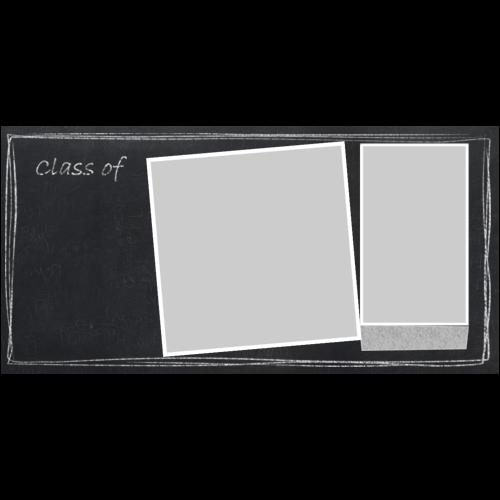 Graduation Invitation Blackboard