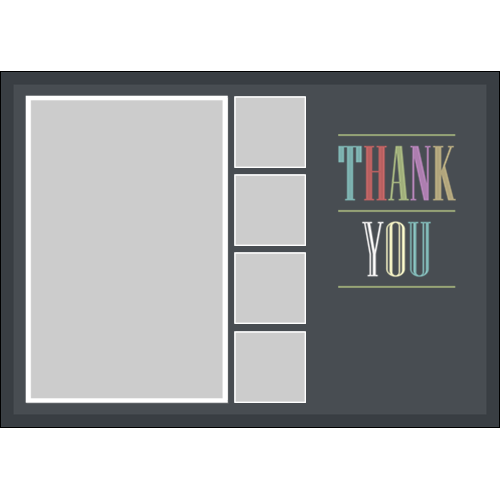 Thank You Grey L