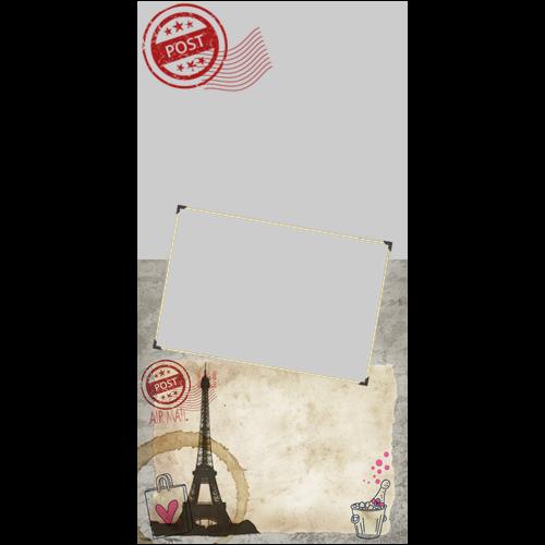 4x8 Valentines Paris P