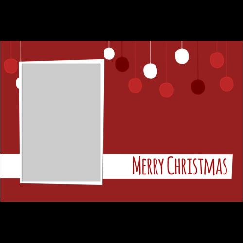 Merry Christmas Ornaments