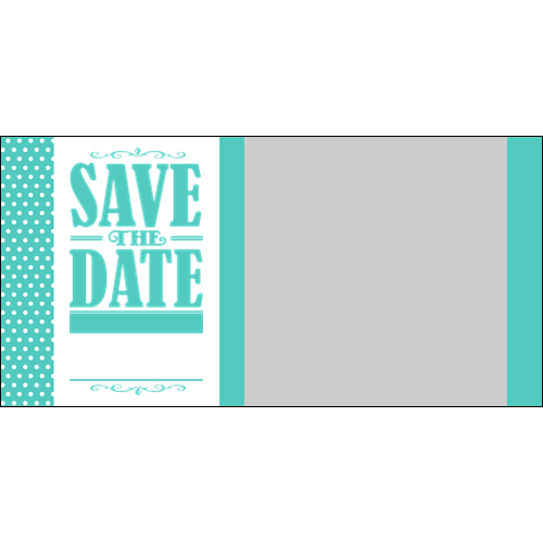 Save the Date Dots L