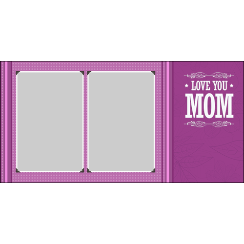 Mothersday Simple Dots L