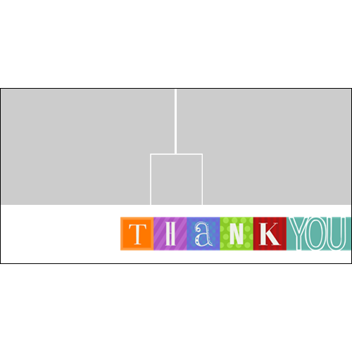 Thank You Color Box L