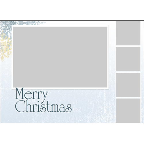 Merry Christmas Snow