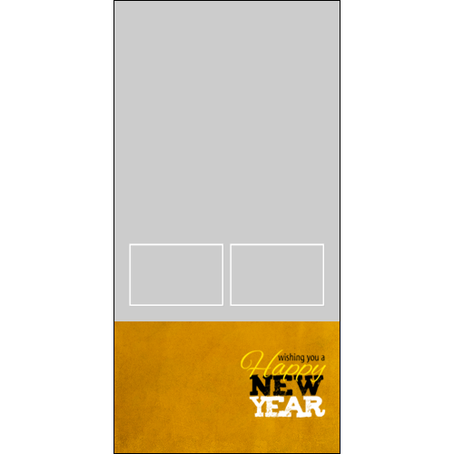 New Year Color Gold P